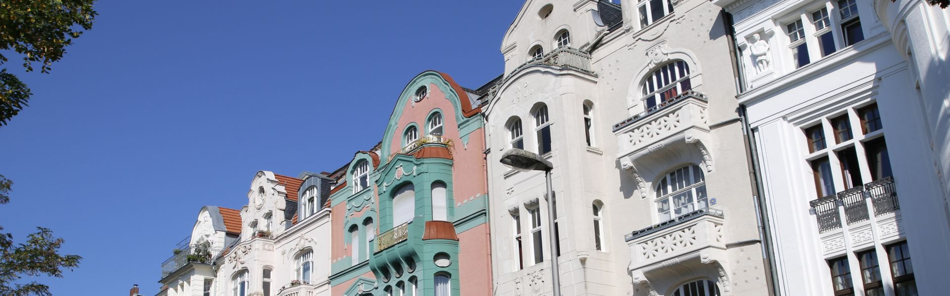 ImmoCenterKoeln - Häuserreihe Köln